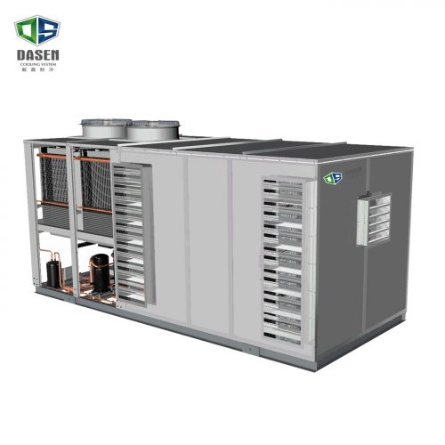 500HP Industrial Evaporative Cooling Water Chiller Thumb 1