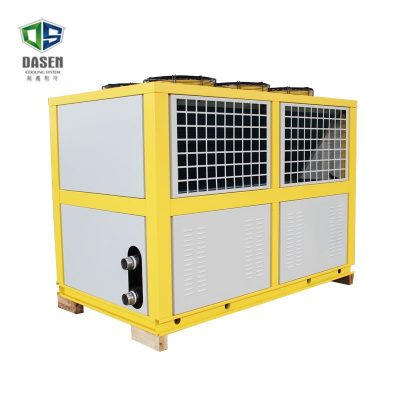 30HP Industrial Air Cooled Package Chiller Thumb 2