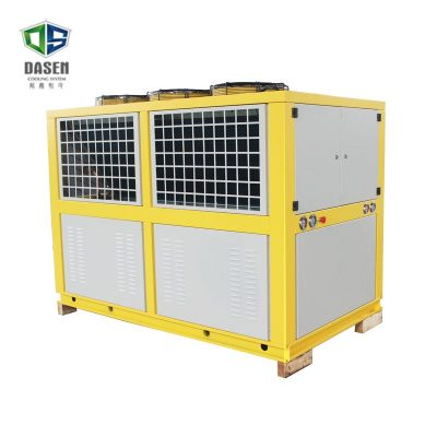 30HP Industrial Air Cooled Package Chiller Thumb 1