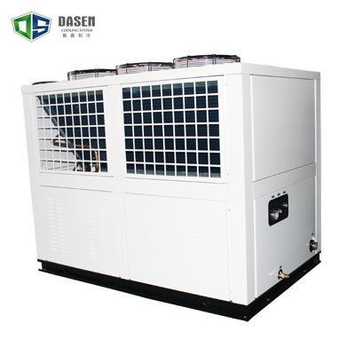 40HP Air Cooled Scroll Chiller Thumb 2