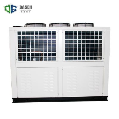 40HP Air Cooled Scroll Chiller Thumb 1