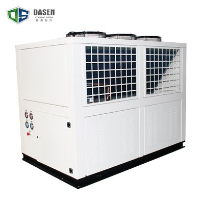40HP Air Cooled Scroll Chiller Thumb 3