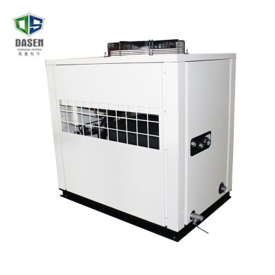 5HP Air Cool Closed Mini Chiller Thumb 2