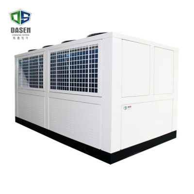 Industrial Air Cooled Screw Chiller Thumb 3