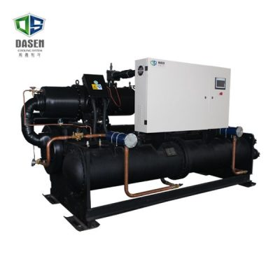 Industrial Water Cooled Screw Chiller Thumb 3