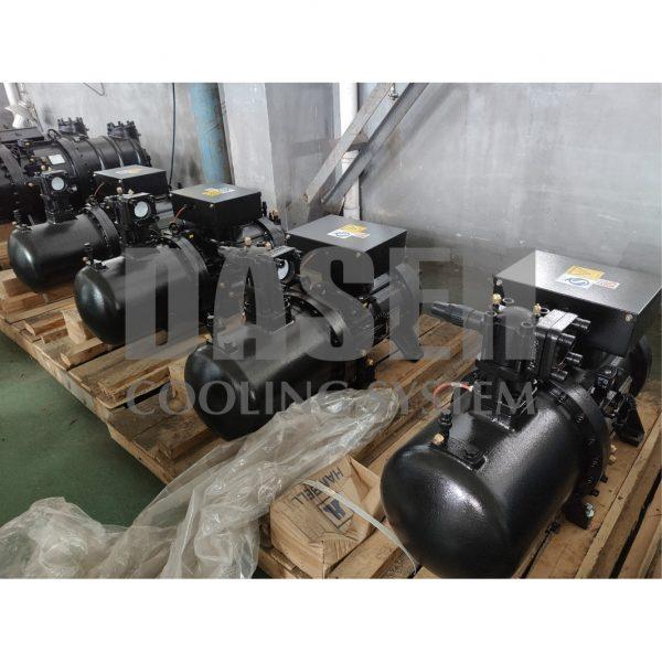 RC2 Series HANBELL Screw Compressor Thumb 2
